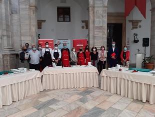 Feafes Zafra Paradores y la Fundación MAPFRE organizan el taller de inserción laboral Mis Capacidades Cocinan Hoy