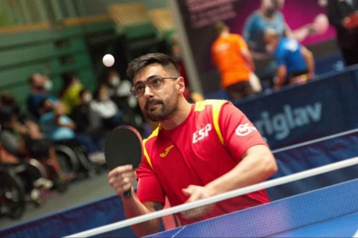 El fontanés Francisco Javier López clasificado para los Juegos Paralímpicos de Tokyo
