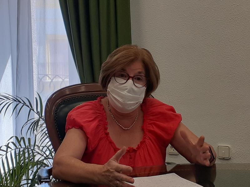 El servicio de Parques y Jardines de Zafra comienza una campaña de desratización y desinfección el 1 de julio