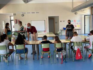 Un total de 36 niños de entre 5 y 12 años participan en Zafra en los Espacios Educativos Saludables hasta el 3 de septiembre