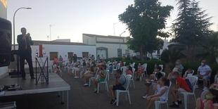 `Barrios con Magia´ continúa este viernes en el Parque Luis Chamizo de Los Santos de Maimona