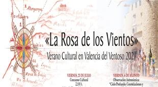 Valencia del Ventoso presenta un año más la programación de `La Rosa de los Vientos´