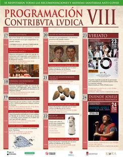 Medina de las Torres celebra el VIII Festival Contributa Lúdica