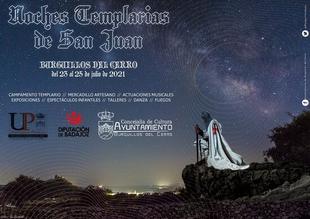 Presentada la programación de las Noches Templarias de San Juan en Burguillos del Cerro (APLAZADAS)