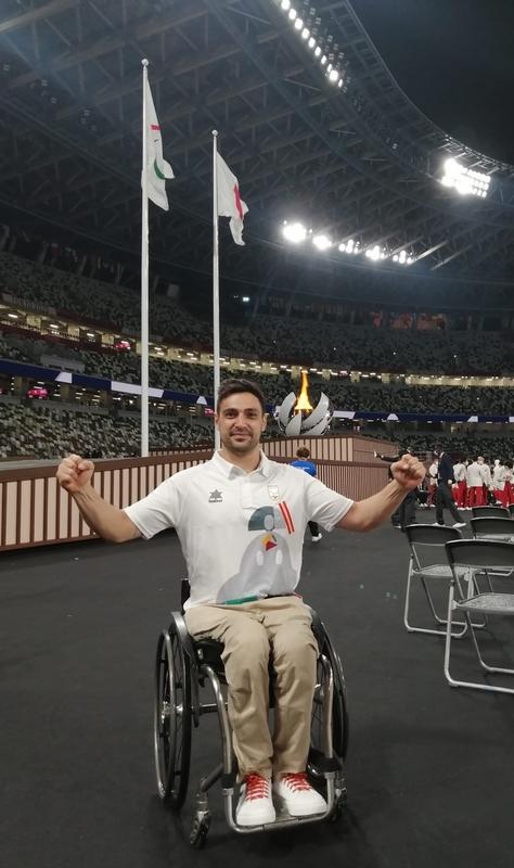 El palista fontanés Francisco Javier López debuta este jueves los Juegos Paraolímpicos de Tokyo