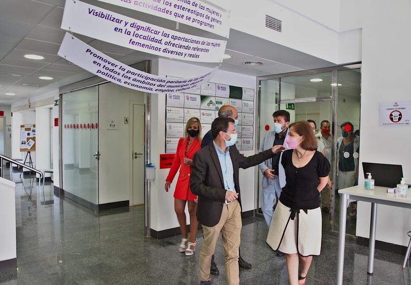 Las primeras jornadas del proyecto Aequitas 50/50 comenzaron en Zafra