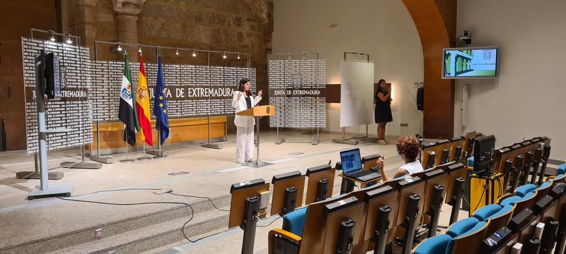 El Consejo de Gobierno autoriza las obras de acondicionamiento y mejora en caminos de Valencia del Ventoso, entre otras localidades