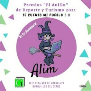 El Proyecto `Te Cuento Mi Pueblo 3.0´ de Burguillos del Cerro propuesto como finalista de los IV Premios `El Anillo´ (ENTRA Y VOTA)
