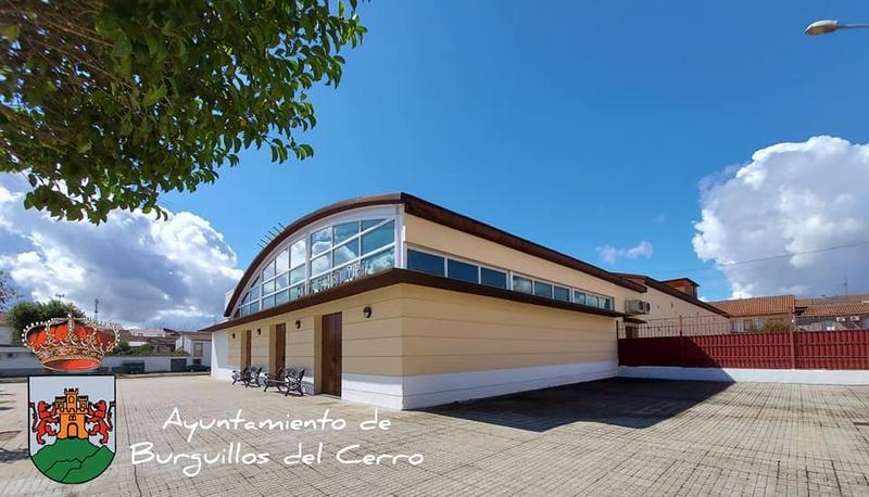 El Ayuntamiento de Burguillos del Cerro invierte 25.000 euros en mejoras de las instalaciones culturales