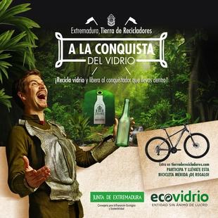 Zafra es la primera ciudad en la que se inicia el road show de la Campaña `Extremadura tierra de recicladores´