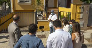 Zafra pone a prueba contadores inteligentes de agua dentro de un proyecto europeo de innovación
