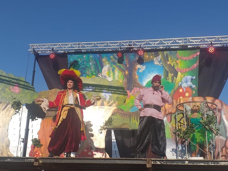 Los últimos días de las Fiestas Patronales de Fuente del Maestre marcados por el buen tiempo y la afluencia de público