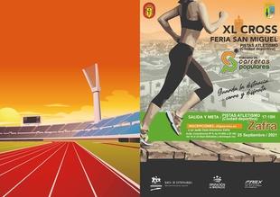 El XL Cross de Atletismo Feria de San Miguel de Zafra se desarrollará por primera vez en las pistas homologadas