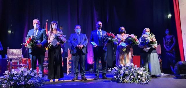 El alcalde de Fuente del Maestre hace un balance positivo de las Fiestas del Cristo 2021