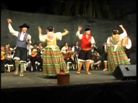 """Zafra disfruta con el folklore en el Festival """"Fuelligah de Sacaliño"""""""