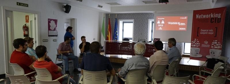 Primer Encuentro de Negocios del proyecto Networking CID en Zafra