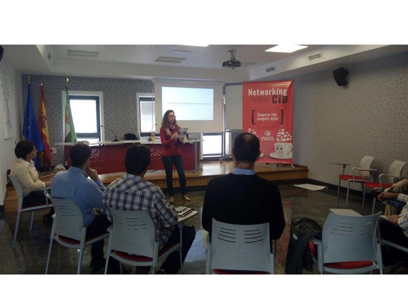 Cuarta sesión de trabajo del proyecto NetworkingCID en los CID de Zafra-Río Bodión y Lácara – Los Baldíos