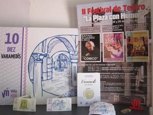 La entrada para el Festival de Teatro 'La plaza con humor' de Zafra podrá ser pagada con la moneda local 'Varamedí'