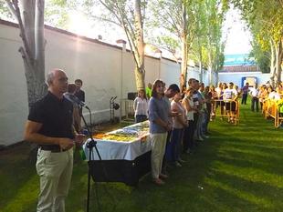 El alcalde de Zafra clausura las actividades del Verano Deportivo 2018 con la entrega de medallas