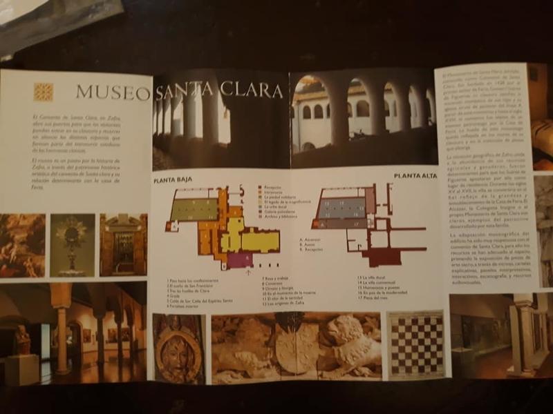 El Museo de Santa Clara cuenta con 20.000 nuevos folletos informativos en cinco idiomas