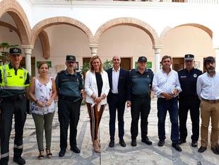 Más 650 efectivos de los cuerpos y fuerzas de seguridad estarán presentes en la Feria Internacional Ganadera de Zafra