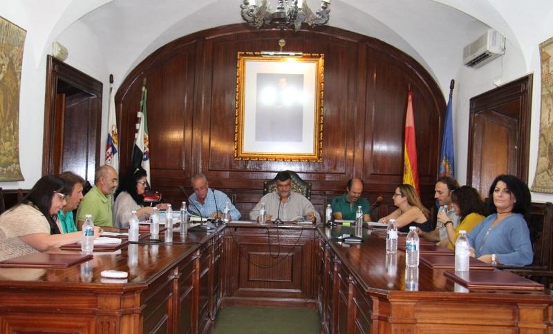 El Ayuntamiento de Los Santos de Maimona aprueba la Cuenta General del Ejercicio 2017