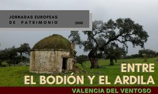 Arquitecura tradicional, naturaleza y gastronomía llenan de contenido las Jornadas Europeas de Patrimonio en Valencia del Ventoso