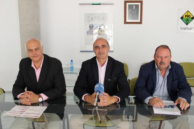 La Feria de Zafra se confirma como punto de encuentro de profesionales del sector industrial y agroganadero