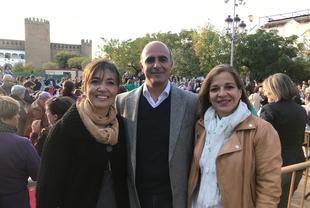 Buena participación ciudadana en la III Fiesta de la Chaquetía celebrada el sábado en la plaza del Alcázar