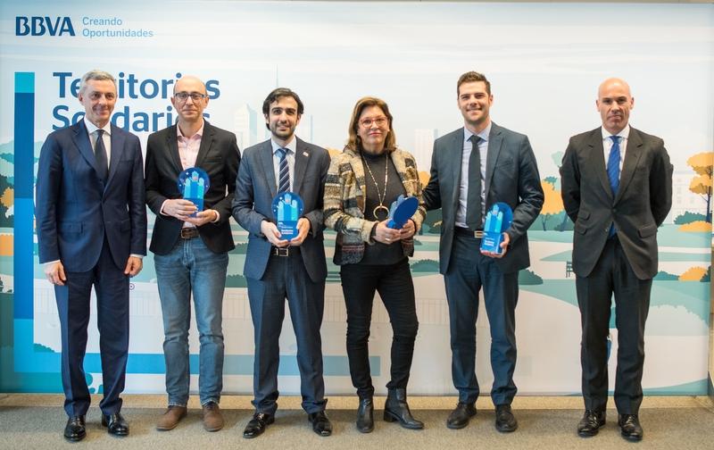 Zafra Solidaria es la única ONG de la provincia premiada con 6.000 euros por el programa Territorios Solidarios de BBVA