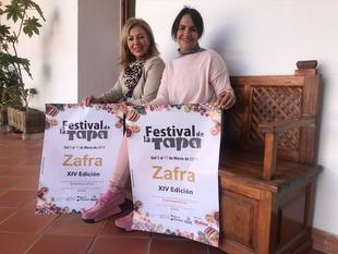 Zafra celebrará su Festival de la Tapa del 8 al 17 de marzo con la participación de 21 establecimientos