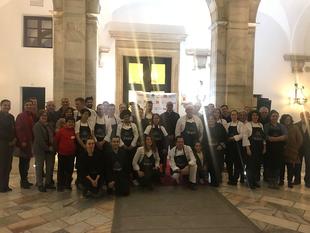El alcalde destaca la importancia de la gastronomía para el turismo de Zafra