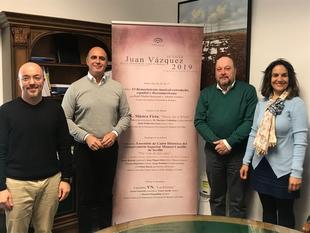 El IV Ciclo Juan Vázquez trae al Museo Convento de Santa Clara uno de sus conciertos
