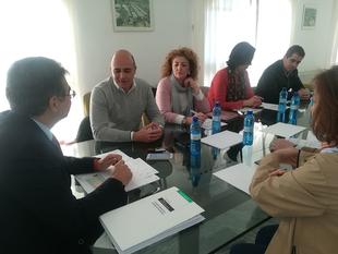 El pabellón central acoge unas jornadas de información comercial con el Secretario General de Economía