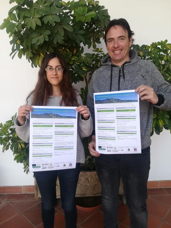 El concejal de Medio Ambiente presenta el programa municipal 'Zafra en Verde'