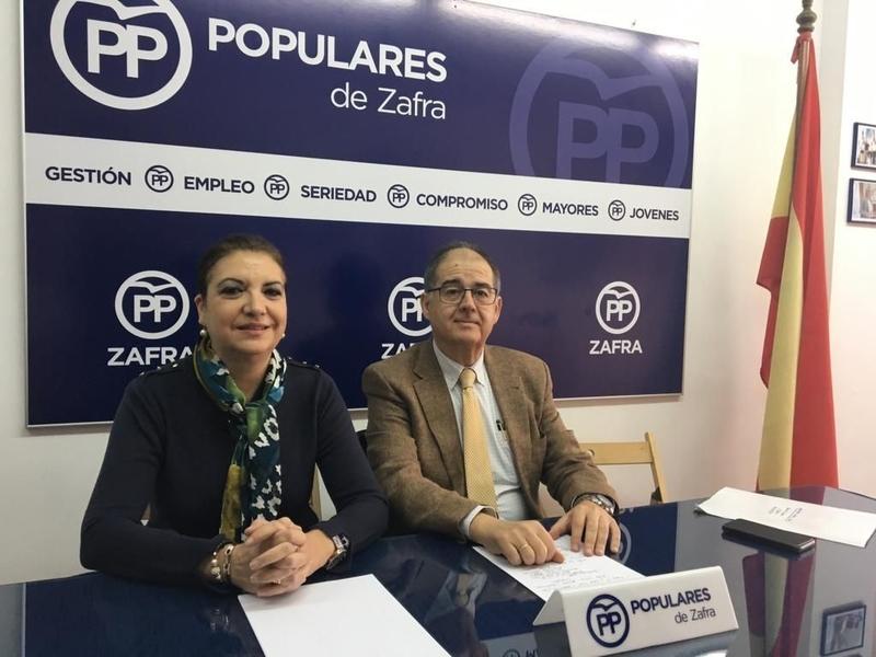 El PP de Zafra presenta una moción en defensa de los sectores de la caza y la tauromaquia