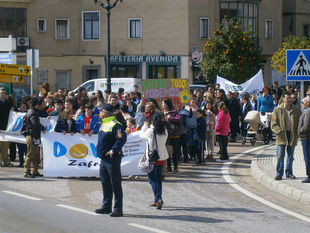 La Asociación Síndrome de Down de Zafra celebra mañana la XI Marcha por la Diversidad y otras actividades en el recinto ferial