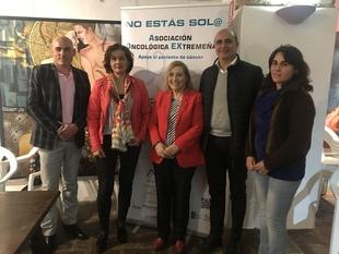La Asociación Oncológica Extremeña ya cuenta con delegación en Zafra