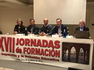 La Inspección de Educación de Extremadura celebra sus XVII Jornadas de Formación en Zafra