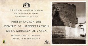 Presentación Centro interpretativo Arco del Cubo