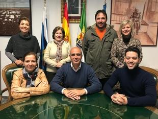 El alcalde de Zafra destaca la dinamización económica que generará el macro matadero en la comarca y en Extremadura