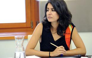 """Irene de Miguel: """"Unidas por Extremadura es el voto útil para hacer políticas progresistas y de izquierdas en nuestra región"""""""