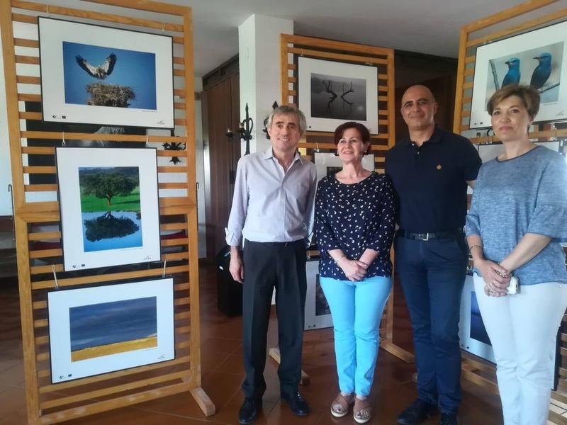 La exposición fotográfica 'Espacios naturales de Extremadura' se podrá visitar en el Hogar de Mayores