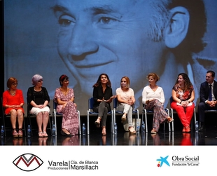 """Blanca Marsillach y """"la Caixa"""" viajan a Zafra con un proyecto teatral para unir a las personas mayores con las artes escénicas"""