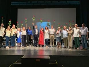 Los mayores de Zafra son los protagonistas de la lectura dramatizada 'Entre versos y Marsillach'