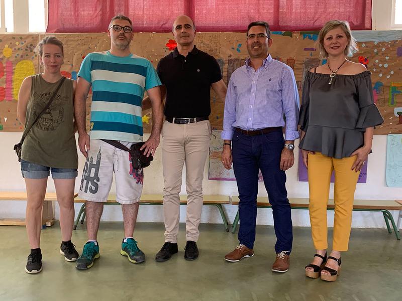 Un total de 40 menores se benefician en Zafra de los Espacios Educativos Saludables este verano
