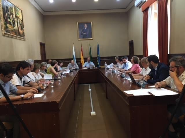 El pleno aprueba el reparto de responsabilidades de los concejales del Grupo de Gobierno y las liberaciones