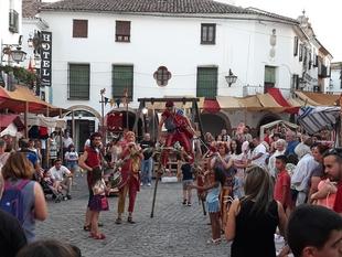 El PSOE de Zafra muy satisfecho con la celebración de la XX edición De La Luna Al Fuego