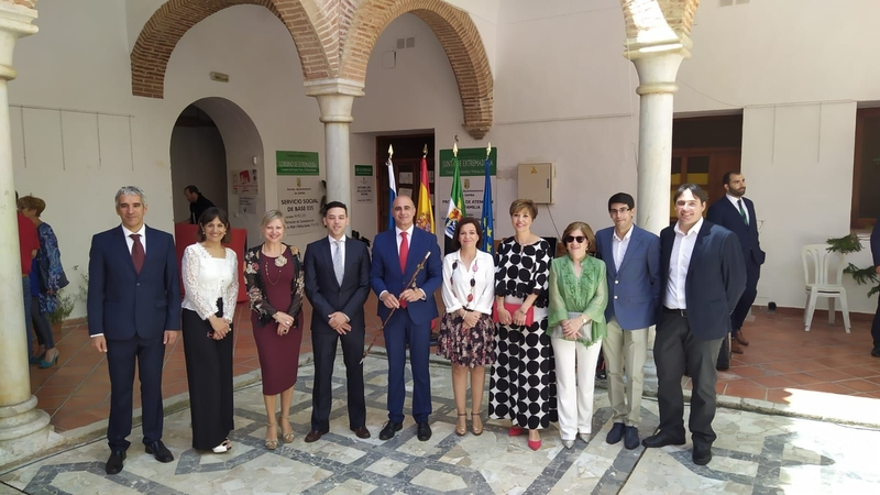 El PSOE de Zafra valora muy positivamente el reparto de concejalías y responsabilidades del Ayuntamiento
