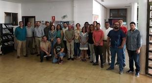 La concejala de Zafra Nieves Peña Leco, reelegida presidenta de la Mancomunidad 'Los Molinos'